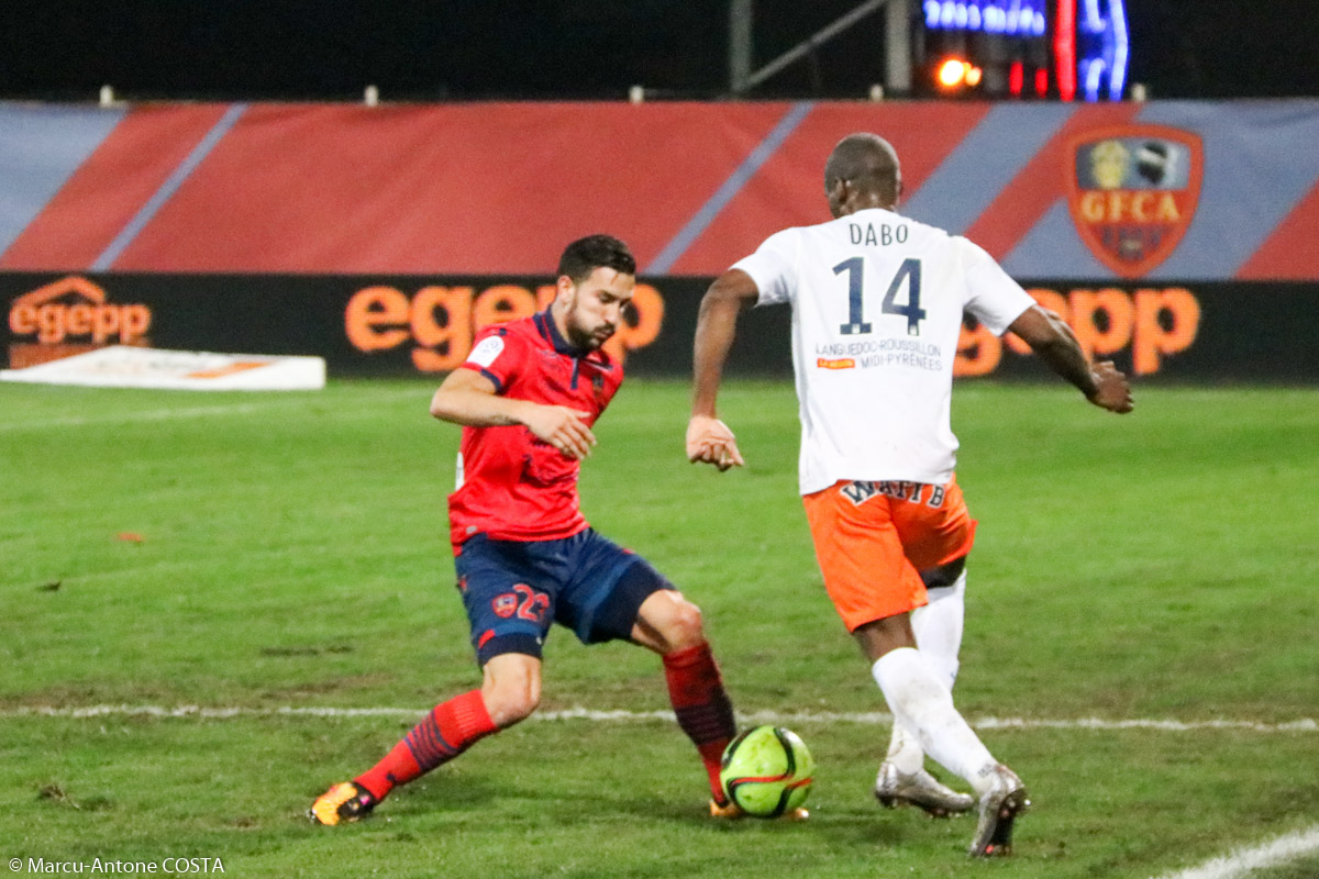 GFCA-Montpellier (0-4)  : La douche écossaise !