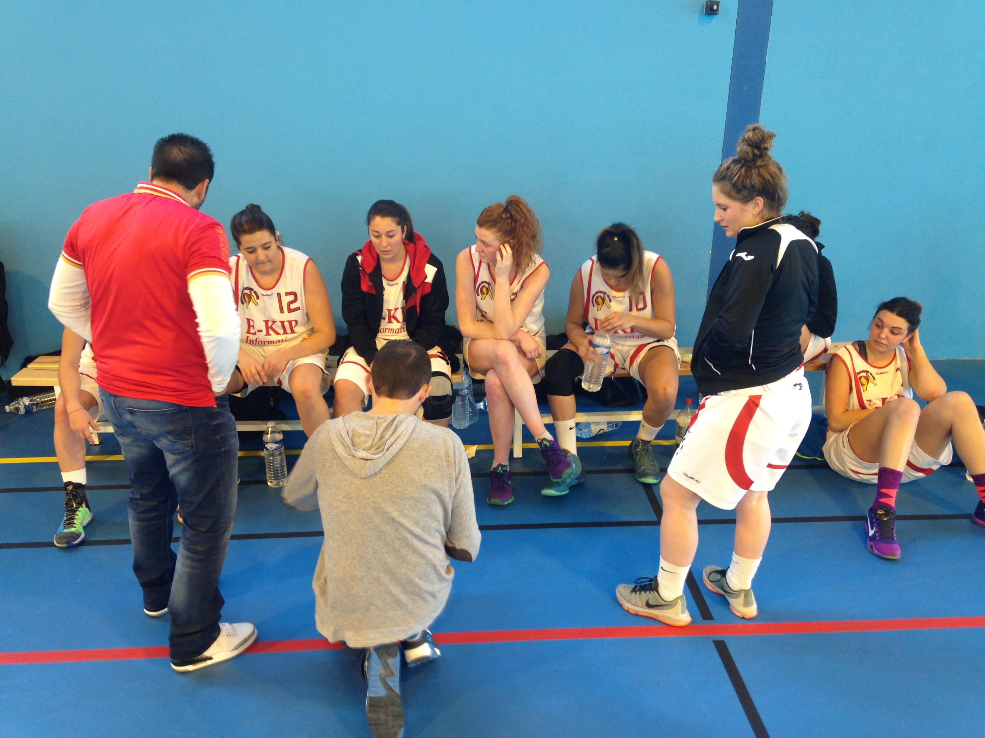 Basket-Ball féminin : Furiani gagne mais rate le panier–average