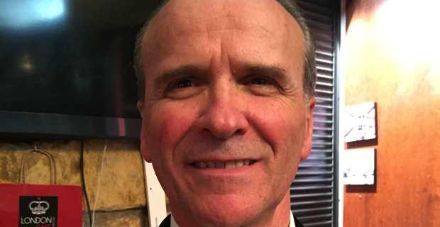 Paul Pellegri, nouveau directeur général des services (DGS) de la Collectivité territoriale (CTC).