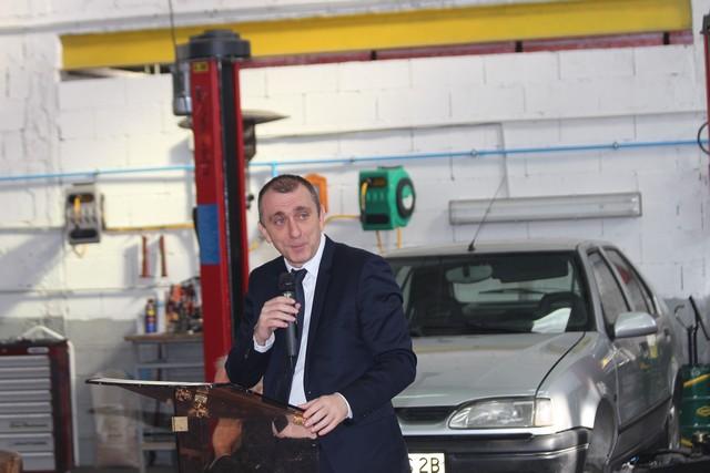 """Inauguration à Calvi de """"L'Attellu Mubilità"""", premier garage solidaire de Corse"""