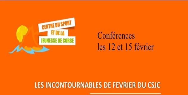 """Le Centre du Sport et de la Jeunesse de Corse lance sa série d'""""Incontournables"""""""