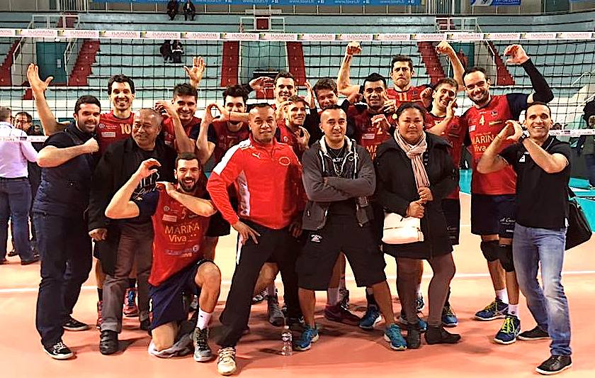 (Photo GFCA Volley)