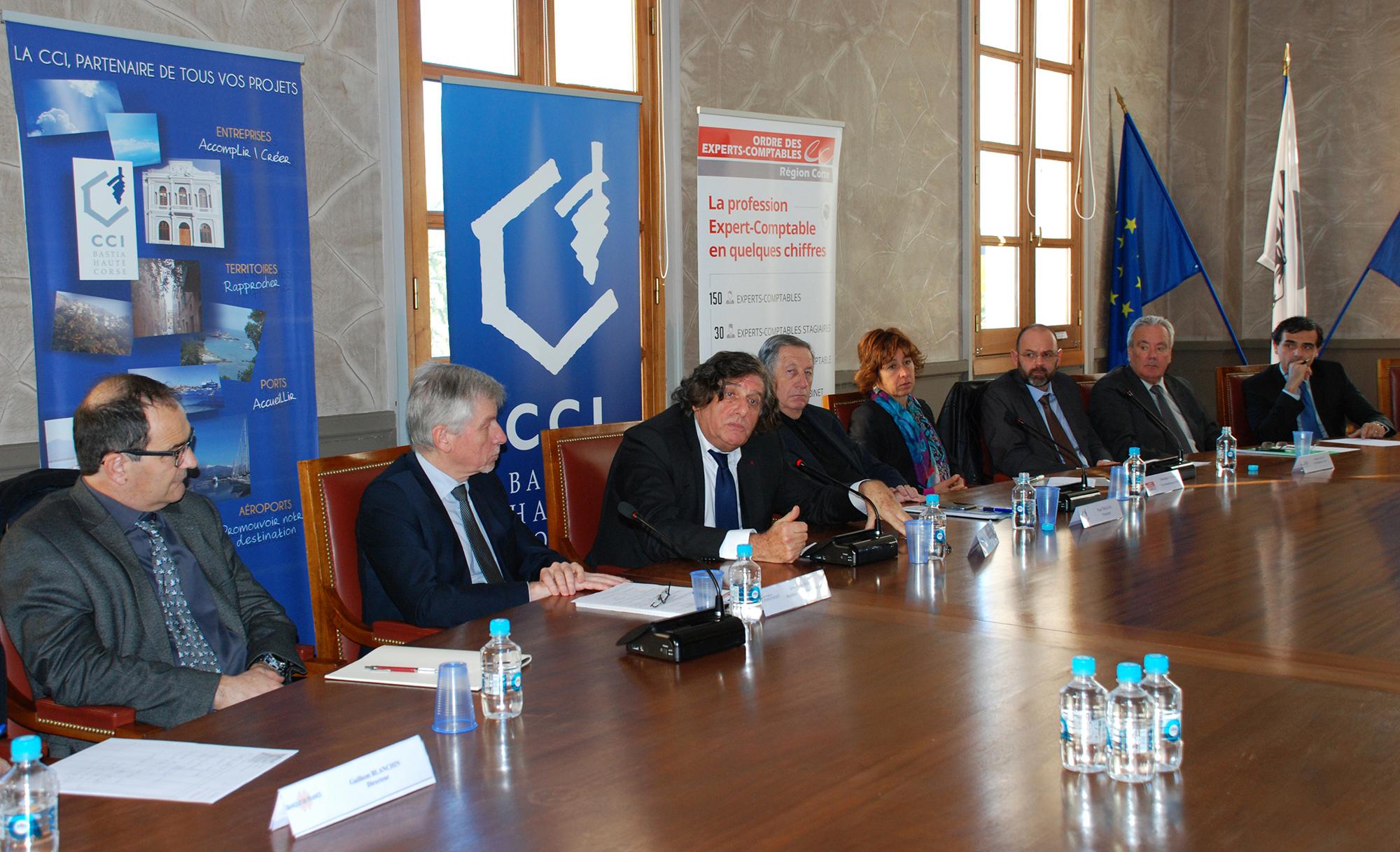 La loi des finances 2016 expliquée aux entreprises de Haute-Corse