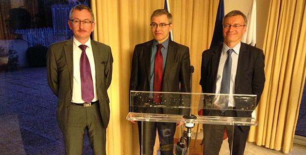 Préfecture de Haute-Corse : Jean Rampon s'en va, Dominique Schuffenecker arrive de Corte