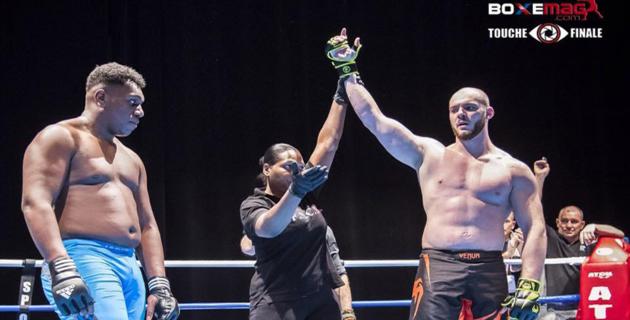 La victoire pour Florian Navarro face à Grégory Robinet