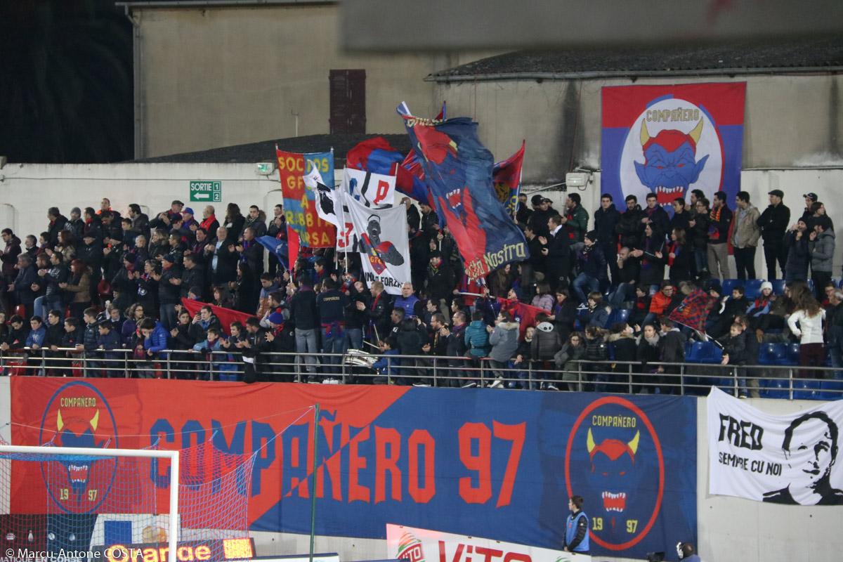 Le GFCA est dans le dur mais les supporters gardent leur confiance en leur équipe