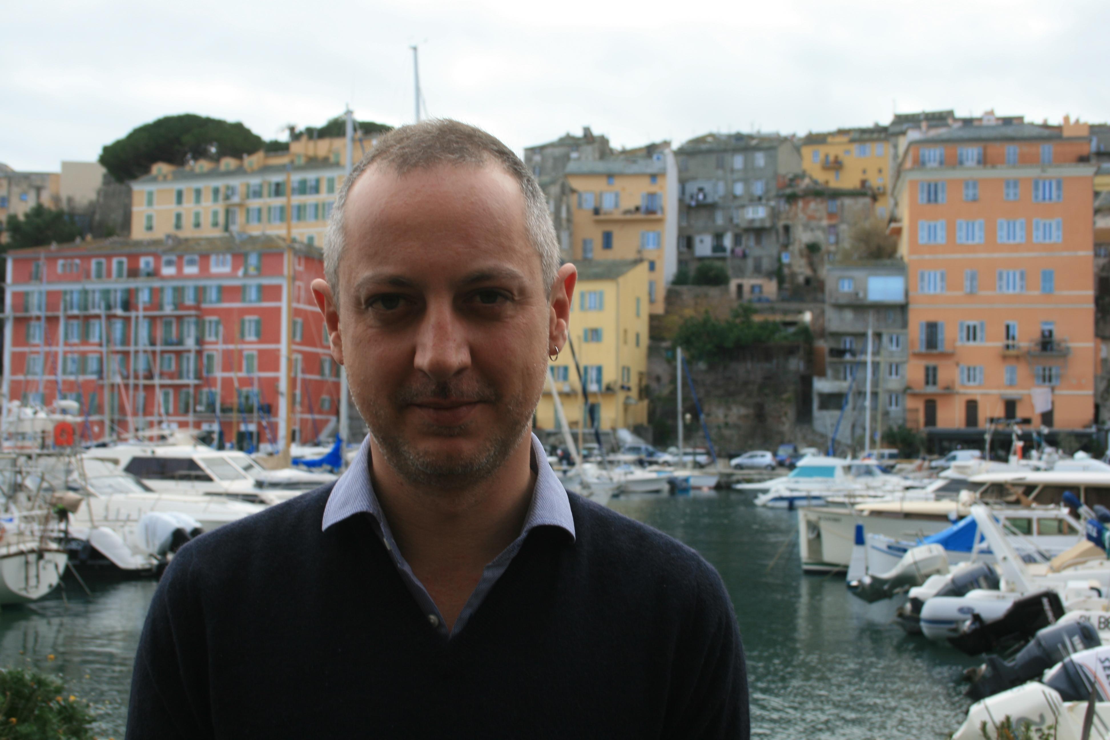 Claudio Cupellini, réalisateur du film Alaska