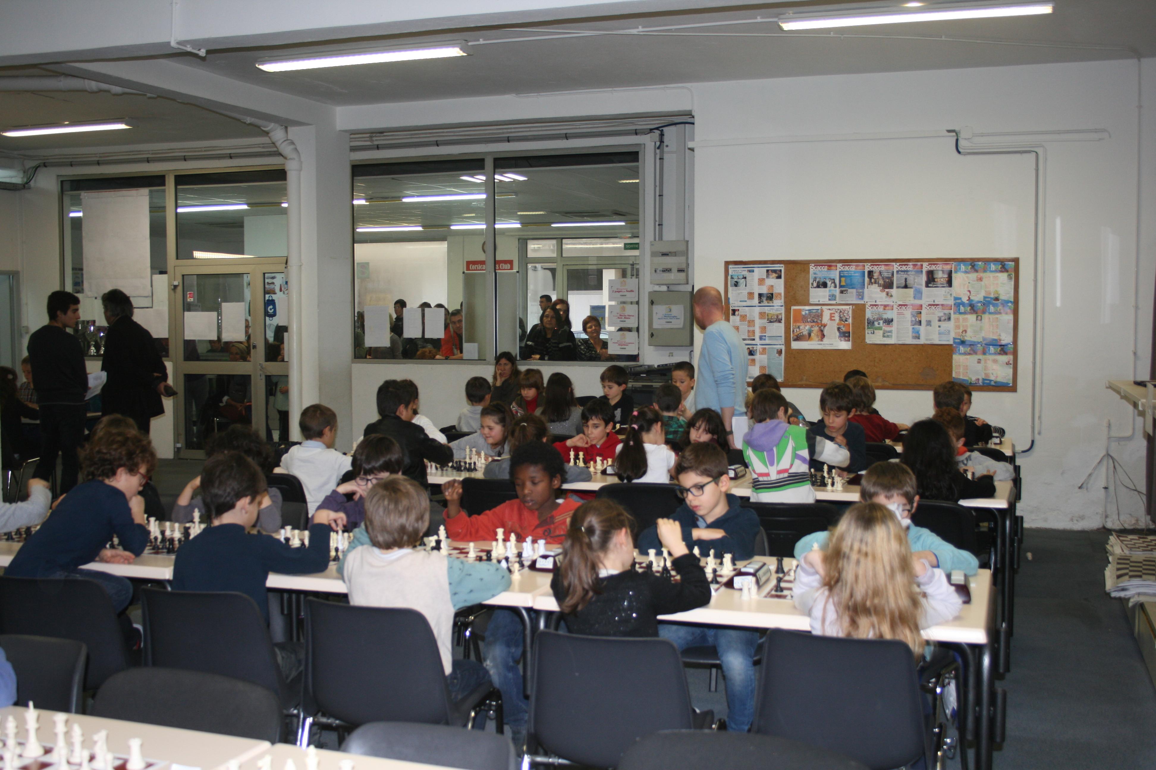 Bastia : A casa di i scacchi bat son record