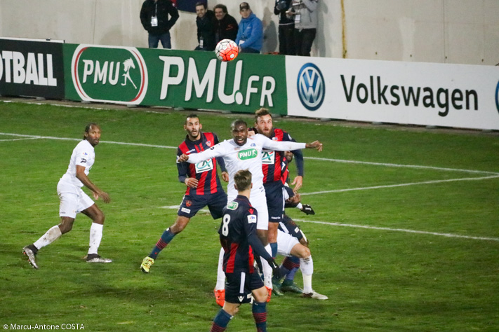 Coupe de France : Le GFCA s'est bien repris face à Saint-Malo