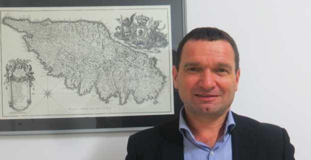 Hyacinthe Vanni, conseiller territorial du groupe Femu a Corsica à l'Assemblée de Corse et nouveau président des Chemins de fer de la Corse (CFC).