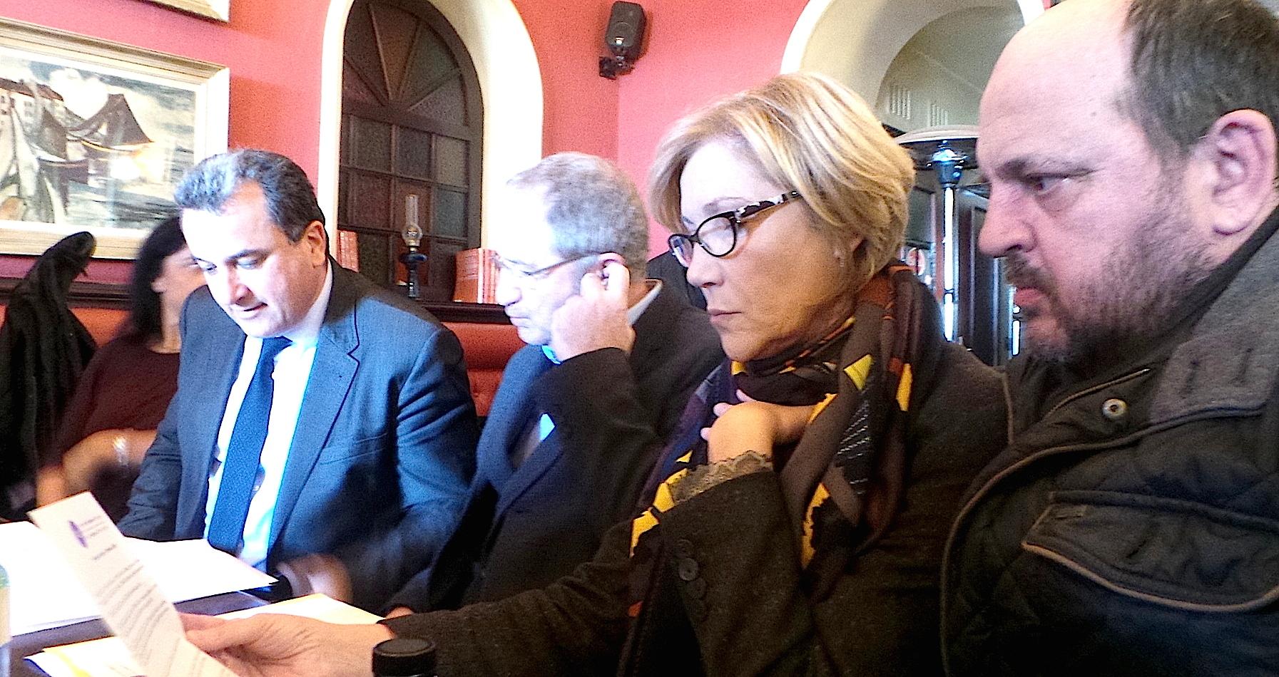 """François Tatti et le MCD proposent """"la refondation des forces progressistes"""""""