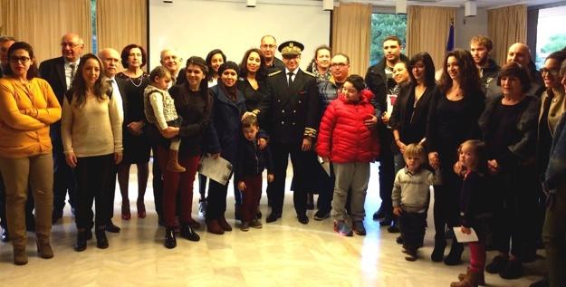 Haute-Corse : Cérémonie d'accueil dans la citoyenneté française