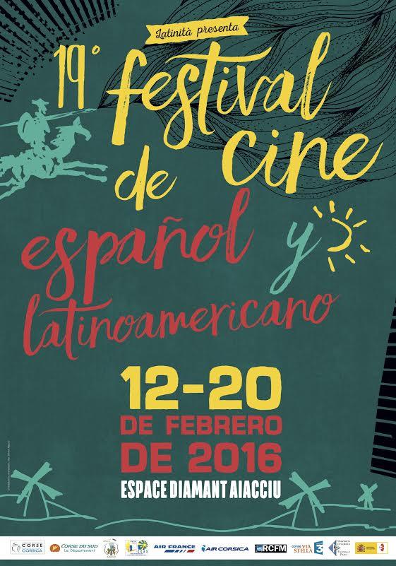 Ajaccio : La 19e édition du festival de Cine Español y Latinoamericano débute ce vendredi
