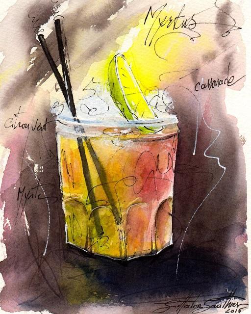 Florie Castellana : Un livre de cocktails autour des alcools corses