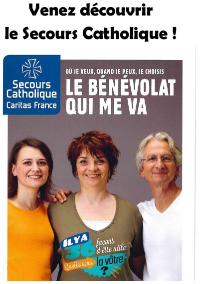 Secours Catholique d'Ajaccio : « Appeler de nouveaux bénévoles en 2016 »