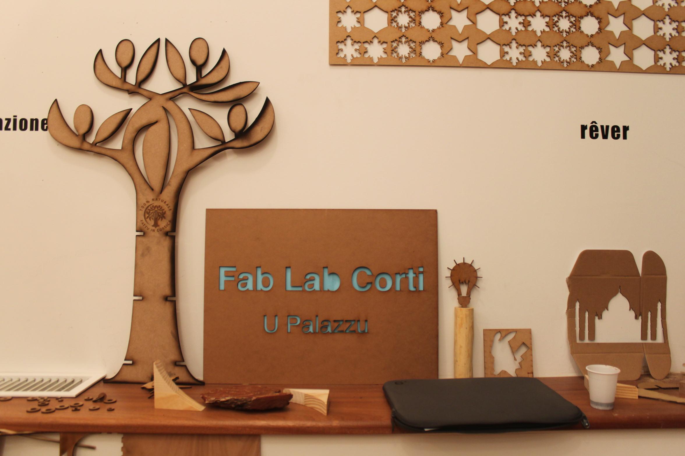 Cap sur l'innovation et sur le numérique à visage humain au Fab Lab de Corte