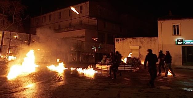 Le rassemblement de Corte dégénère : Affrontements entre force de l'ordre et manifestants