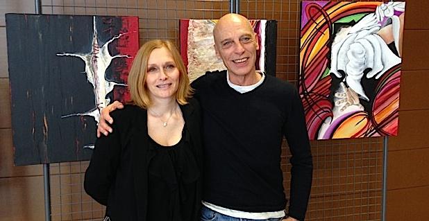 Anima Mea : Exposition de peintures à Biguglia