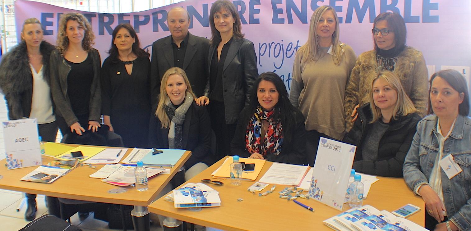 Rencontres pour l'emploi à Corte : L'opération a porté ses fruits