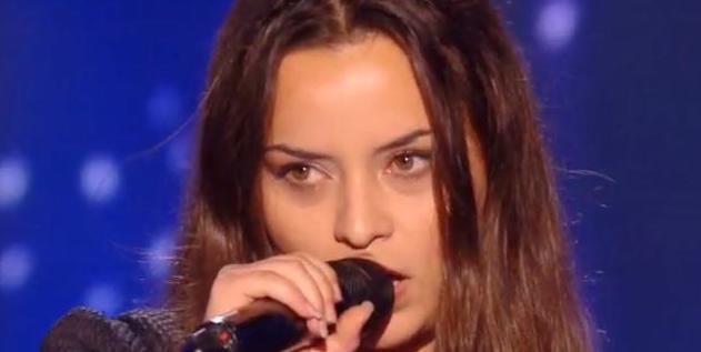 "Akasha de Calenzana séduit le jury de ""The Voice"""