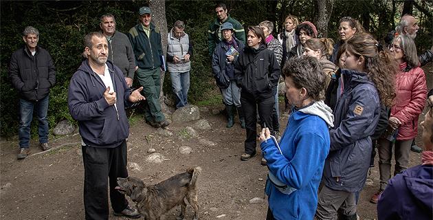 """Moltifao : La tourbière """"U Valdu, zone Natura 2000 labéllisée Ramsar"""