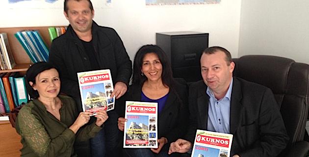"""Kurnos Stampa"" : Le mensuel culturel corse gratuit"