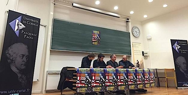Un des débats des Scontri (crédits photo : Petru Paulu Gori)