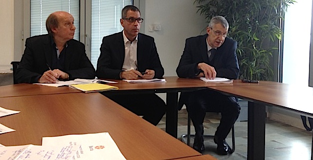 Bastia : La municipalité à présenté son Plan Pluriannuel d'Investissement 2016-2025, le premier de Corse