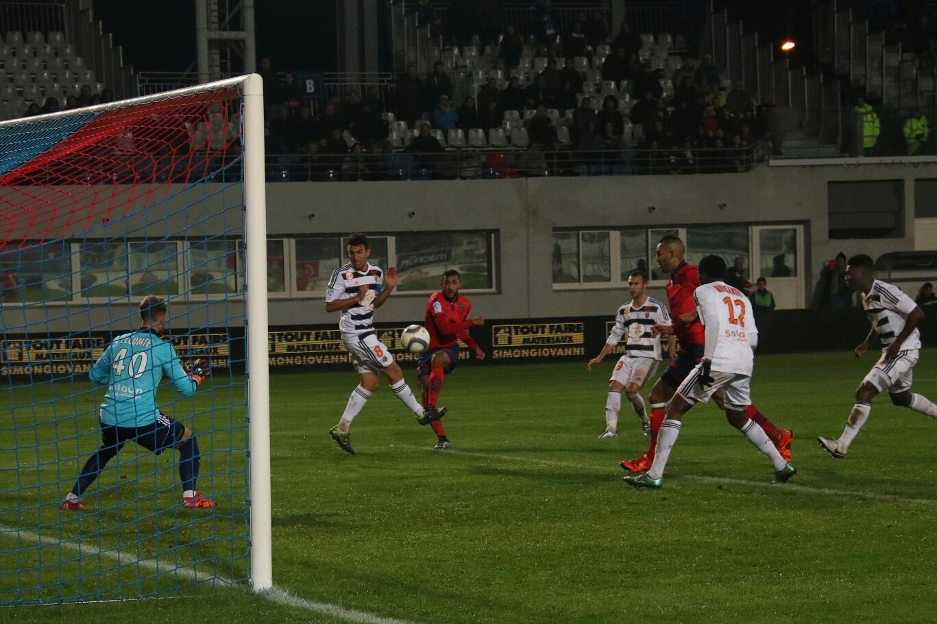 Coupe de France : L'aventure se termine à Lorient pour le GFCA