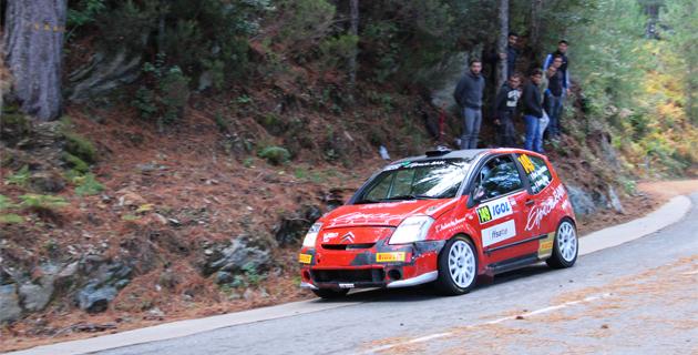 4e Rallye Paese Aiaccini : Le spectacle est au centre ville