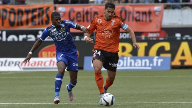 Le Sporting en échec face à Lorient (0-0)