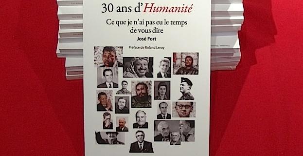"""José Fort invité de """"Terre Corse"""" à Bastia : """"La Corse a changé..."""""""