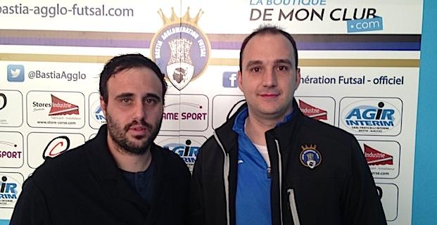 Un nouvel entraîneur pour Bastia Agglo Futsal