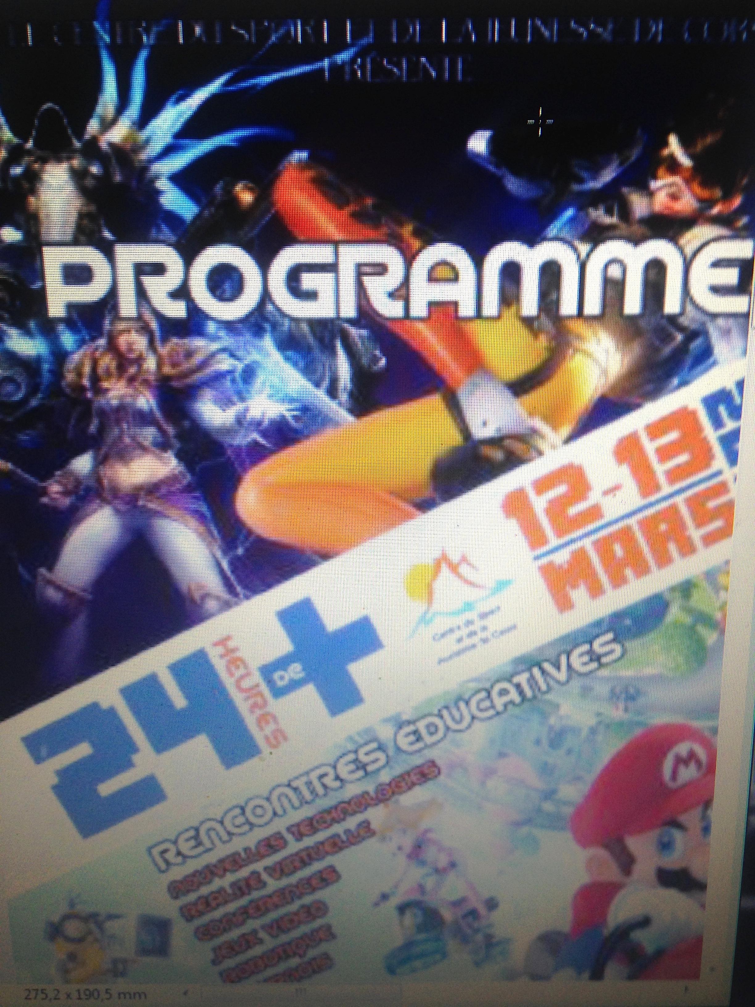 Ajaccio : Rencontres éducatives des jeux vidéo et du numérique au centre du sport et de la jeunesse de Corse