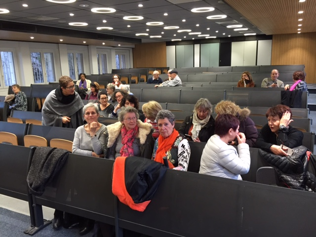Soad Baba Aïssa à Bastia : « Sans laïcité il n'y aura jamais l'égalité homme-femme »