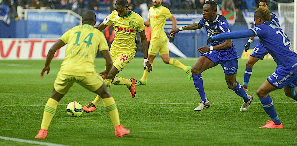 Sporting-Nantes : Un point et la dixième place pour les Bastiais