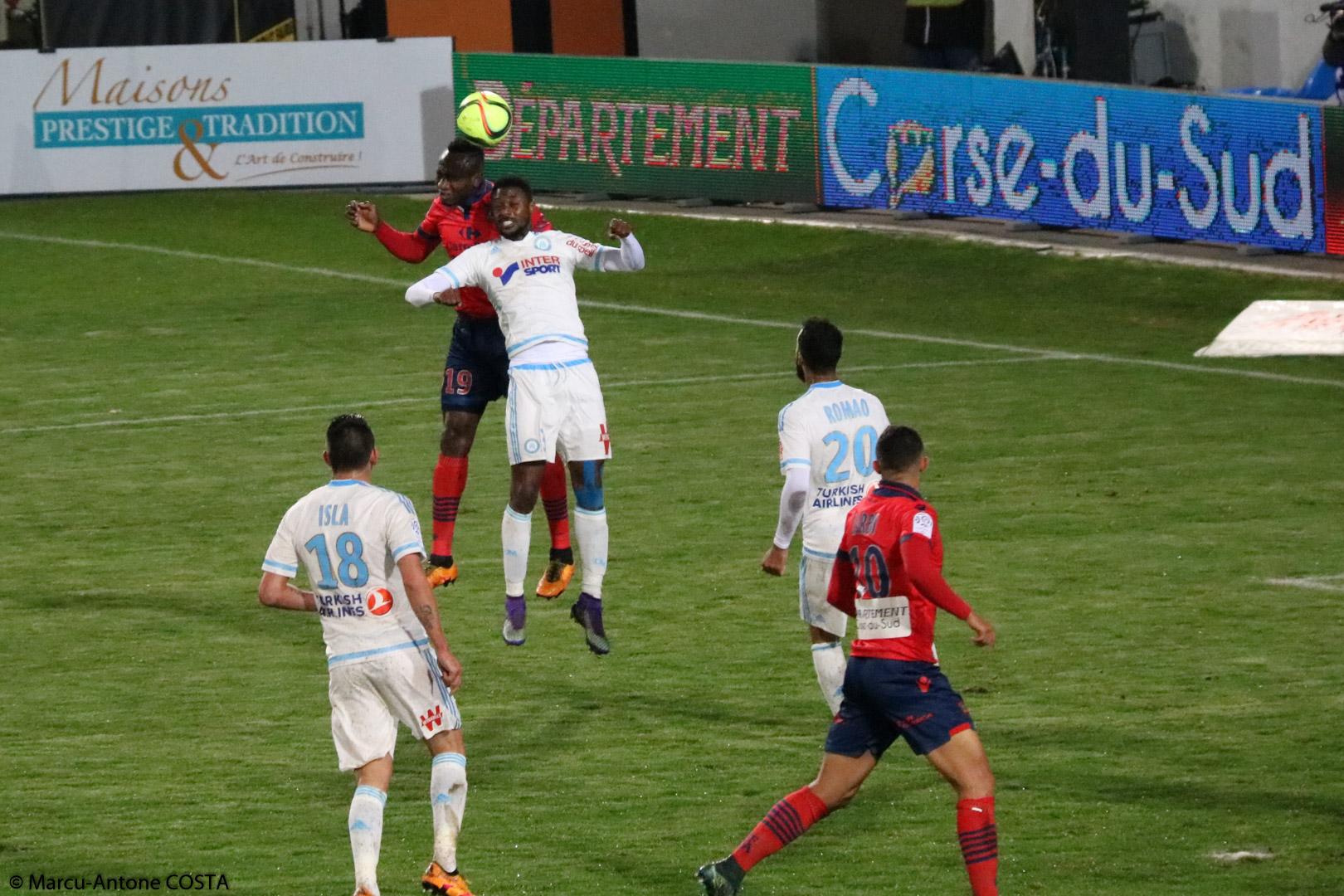 GFCA-OM : Les Marseillais s'en tirent bien !