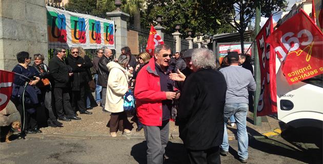 Code du Travail : Les syndicats de nouveau dans la rue à Ajaccio