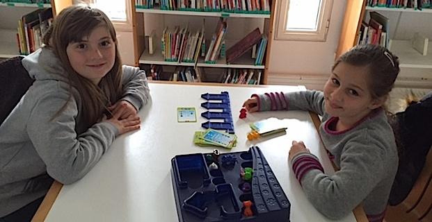 Bastia : La ludothèque a fait halte à la bibliothèque municipale pour multiplier les occasions de jouer