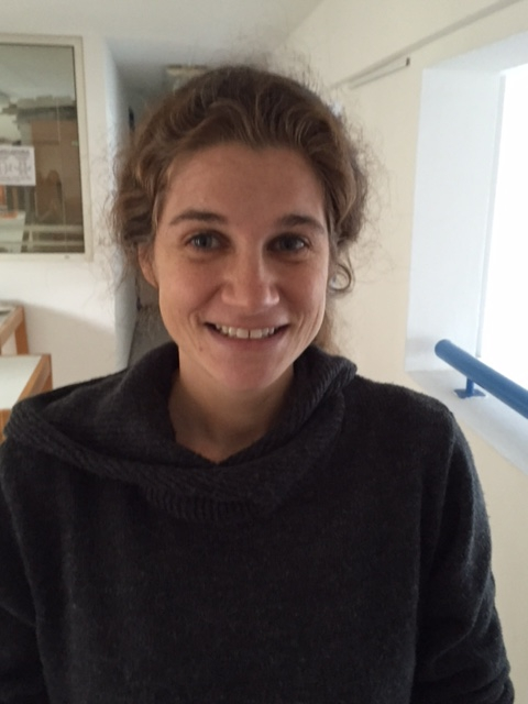 Diane Moreau, animatrice du Petit Atelier