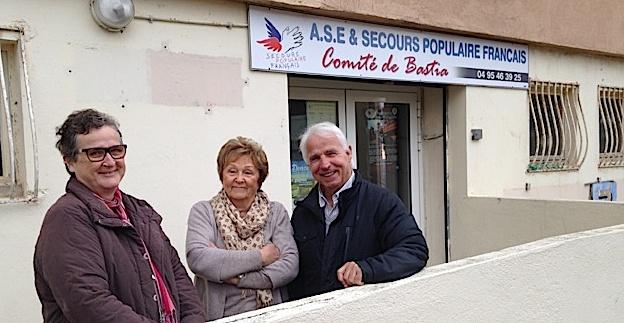Les 10 ans du Secours Populaire à Bastia