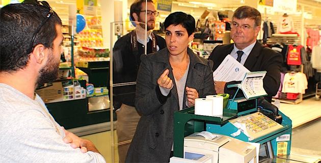 L'Arrondi avait été lancé en novembre 2014 au Géant Casino de LA Rocade à Bastia par Lætitia Cucchi, présidente d'Inseme, et Séraphin Luciani, directeur général du groupe Codim Corse