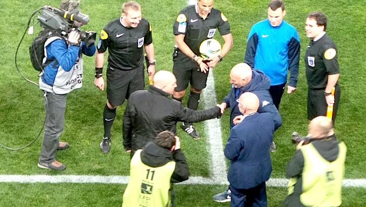 Le Sporting face à Lille : La douche froide