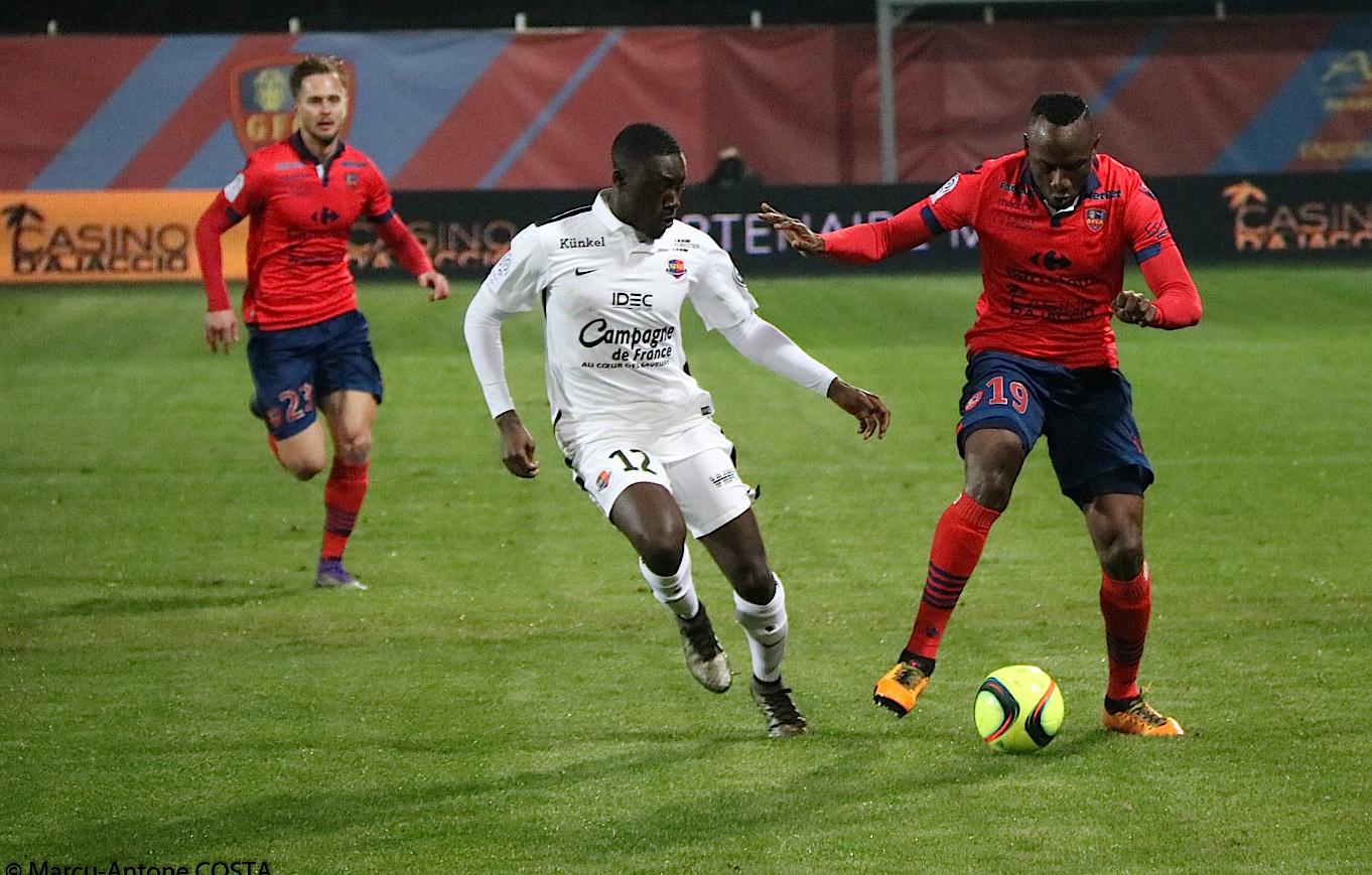 """GFCA-Caen vu par Baptiste Gentili : """"Le GFCA peut y croire..."""""""