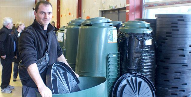 Sainte Lucie de Porto-Vecchio : Formation au compostage et au tri sélectif avec A Scola di Zia Peppa