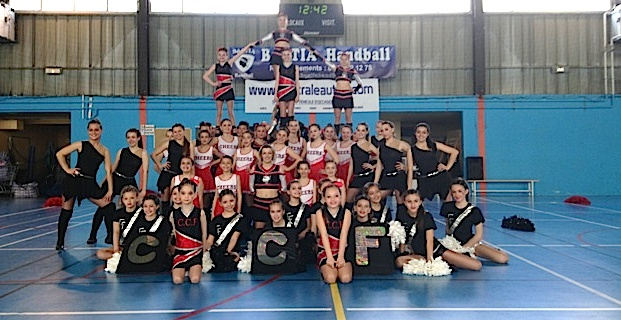 Cheerleading : Un sans-faute pour Furiani