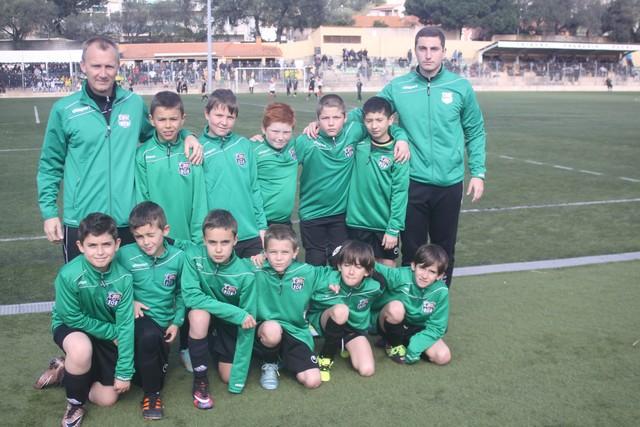 Coupe de Corse départementale U11 à Calvi : Furiani 1 et 3, Pieve di Lota et le CAB qualifiés