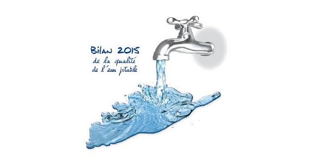 90% de la population corse a bénéficié d'une eau de bonne qualité en 2015