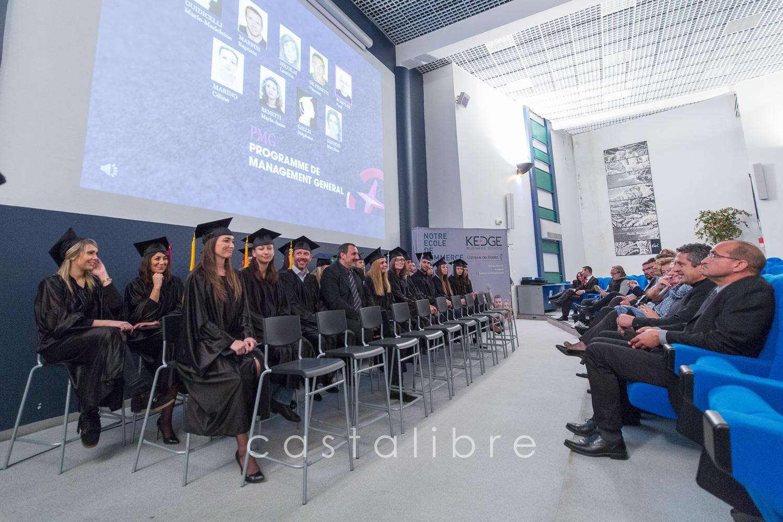 Ecole de Management de Bastia : L'heure de la remise des diplômes