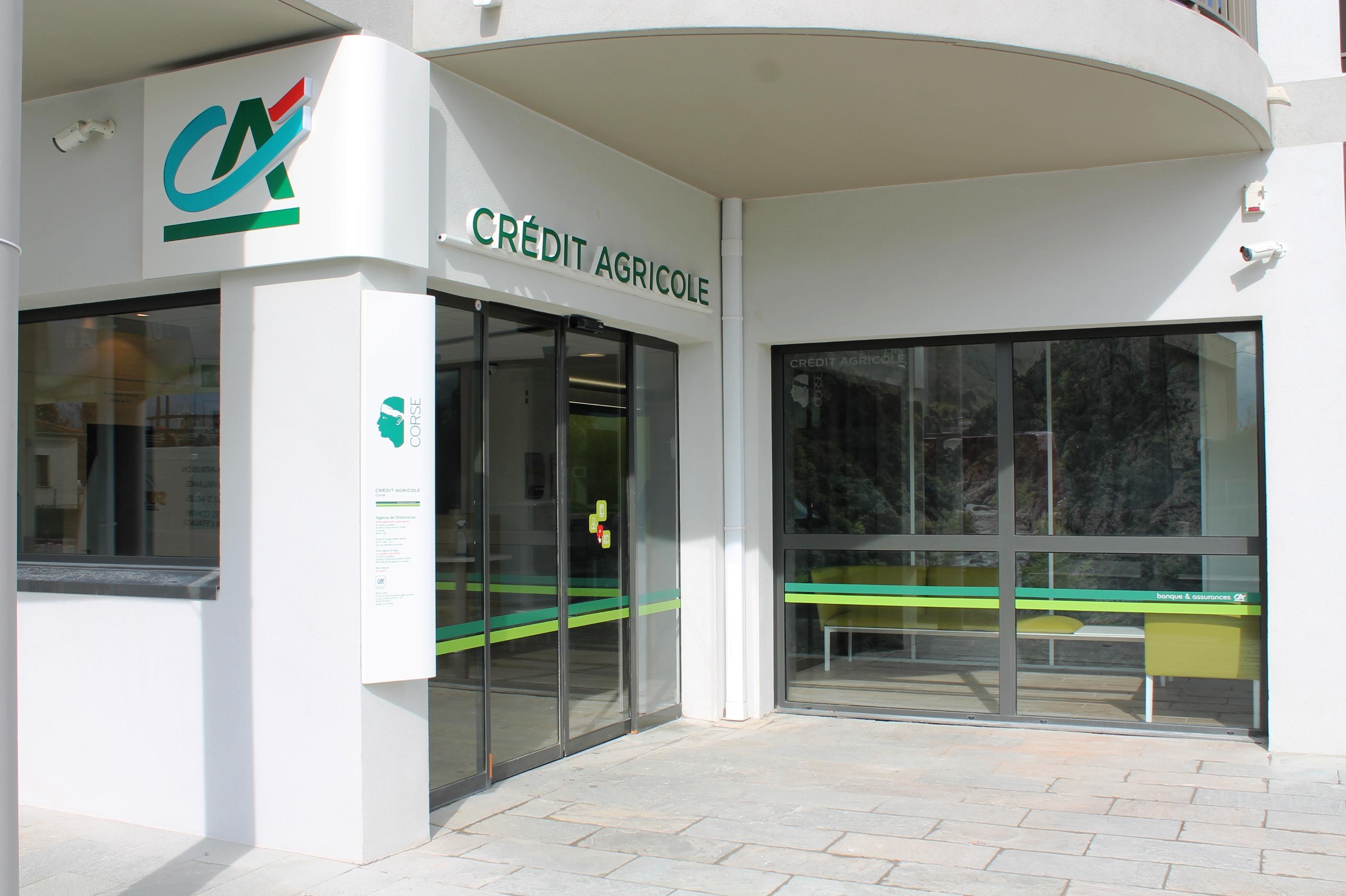 Ghisonaccia : Le Crédit Agricole de la Corse ouvre @Nostra Banca